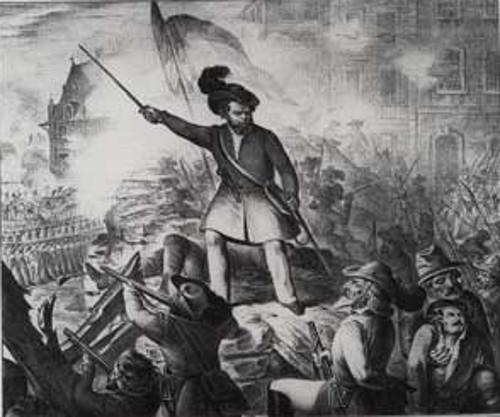 Erster Wiener Protestwanderweg - Zeittafel zur Revolution 1848