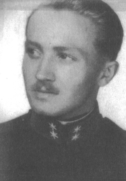 Hauptmann Alfred Huth hielt die Stellung im Wehrkreiskommando. Er wurde hingerichtet. - hauptmann_alfred_huth